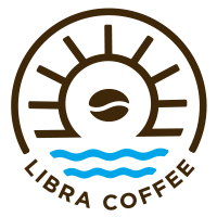 Libra Coffee Logo